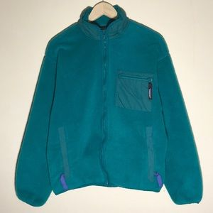 Vintage 1990s Patagonia Fleece Jacket